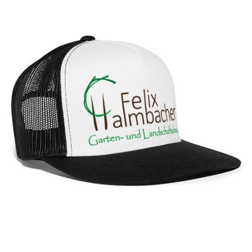 Halmbacher Logo - Trucker Cap
