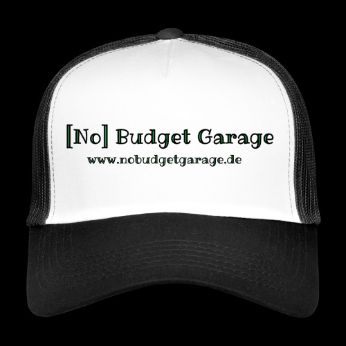 Classic Edition der No Budget Garage - Trucker Cap