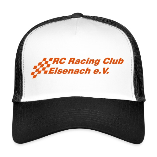 Team RCE Logo - Trucker Cap