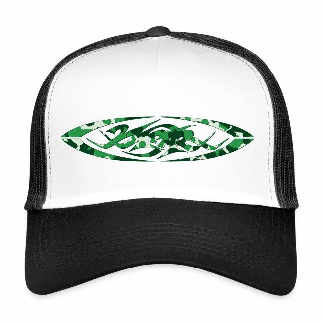 2wear original logo cammo green √