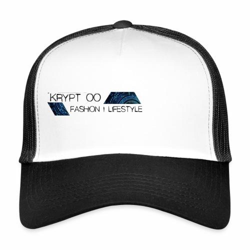 KRYPT OO - FASHION - ACCESSOIRES - Trucker Cap