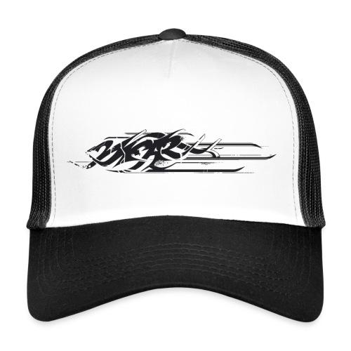 2wear Stretch Logo ver01 √ - Trucker Cap