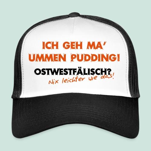 Ummen Pudding - Trucker Cap