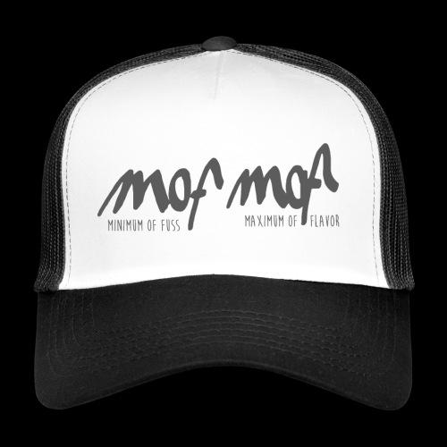 mof mof - Trucker Cap