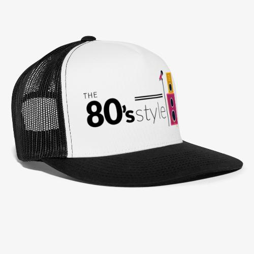 80s - Gorra de camionero