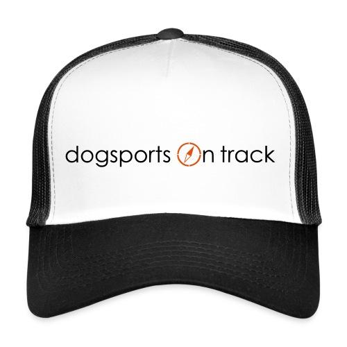 dogsports on track - Trucker Cap