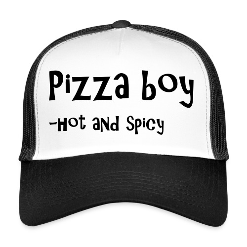 Pizza boy - Trucker Cap