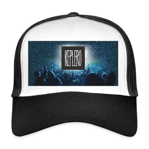 T-shirt KEPLERO staff rave - Trucker Cap