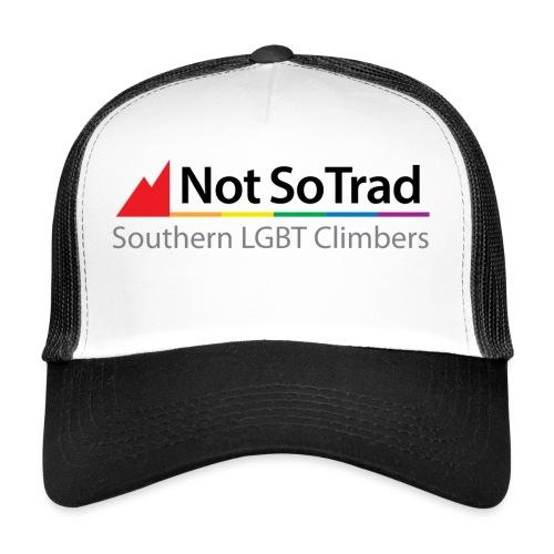 NST_Logo_WithStrap - Trucker Cap