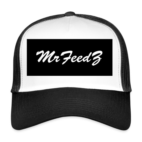 Apparel_design2 - Trucker Cap