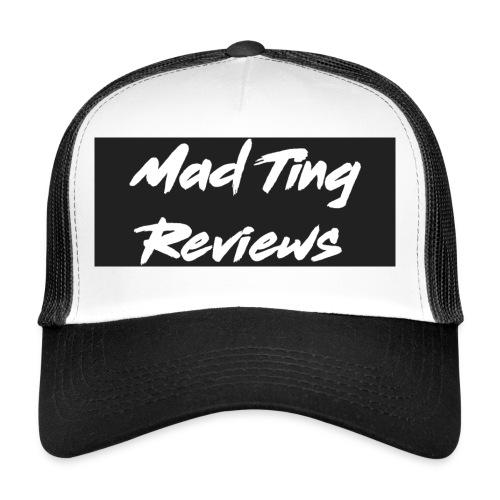 Mad Ting Reviews OG clothing Logo - Trucker Cap