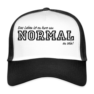 NORMAL - Trucker Cap