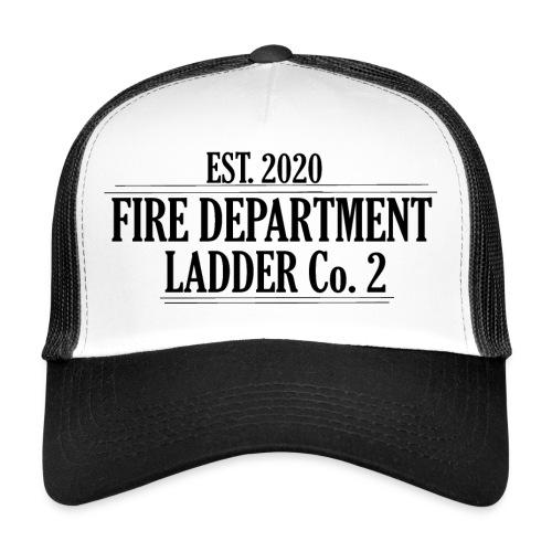 Fire Department - Ladder Co.2 - Trucker Cap