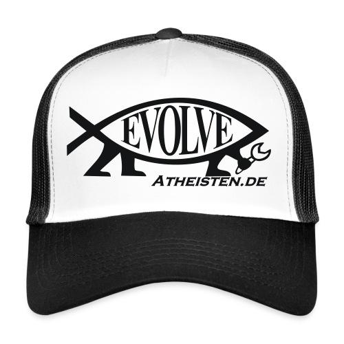Atheisten Darwin Fish - Trucker Cap