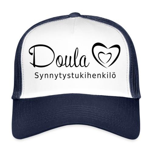 doula sydämet synnytystukihenkilö - Trucker Cap