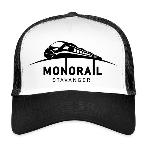 Monorail_Sort - Trucker Cap