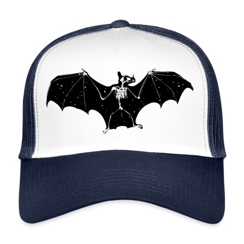Bat skeleton #1 - Trucker Cap