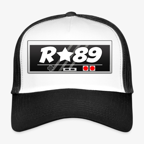 Robert Merch Cap V2 - Trucker Cap