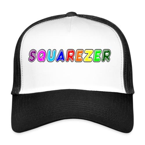 Buble Square - Trucker Cap