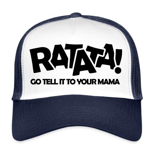 RATATA full - Trucker Cap