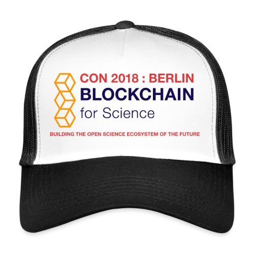 Blockchain For Science Conference 2018 - Trucker Cap