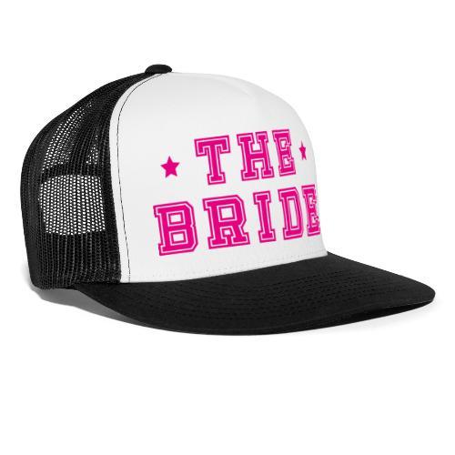 Braut Pink Junggesellenabschied JGA - Trucker Cap
