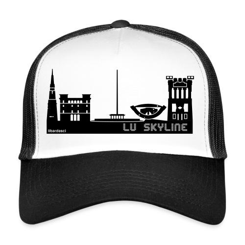 Lu skyline de Terni - Trucker Cap