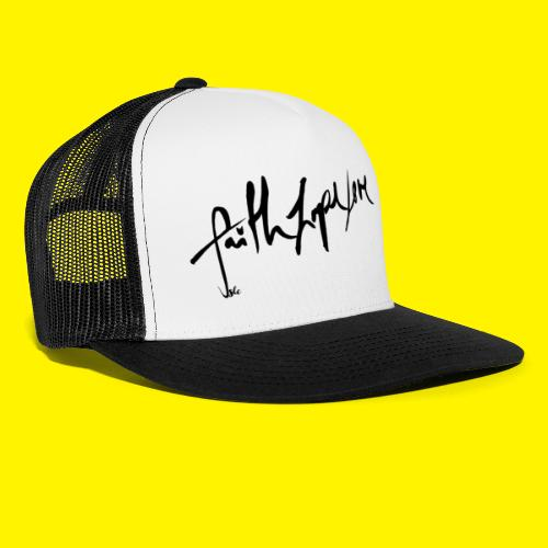 Faith Hope Love - Trucker Cap