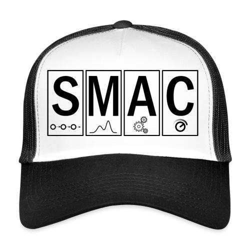 SMAC3_large - Trucker Cap
