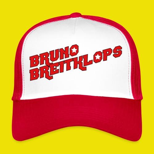 Bruno Breitklops - Trucker Cap