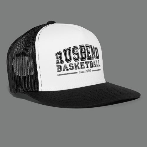 Rusbend Logo Schwarz - Trucker Cap