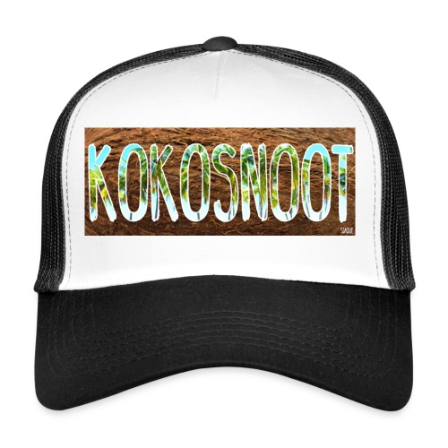 Kokosnoot - Trucker Cap
