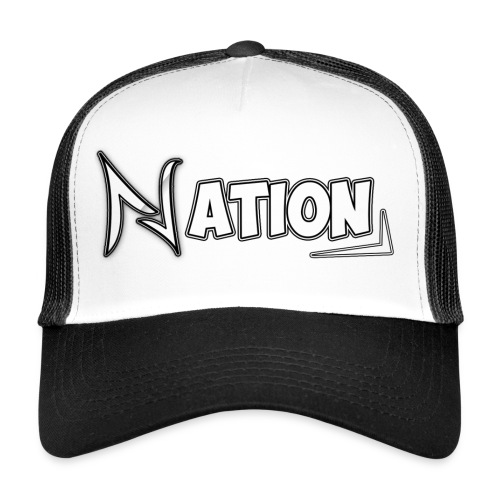 Nation Logo Design - Trucker Cap