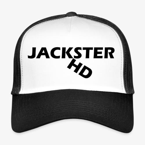 jacksterHD shirt design - Trucker Cap