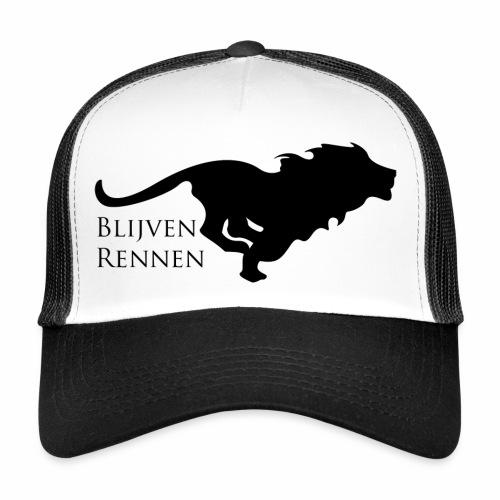running-lion - Trucker Cap