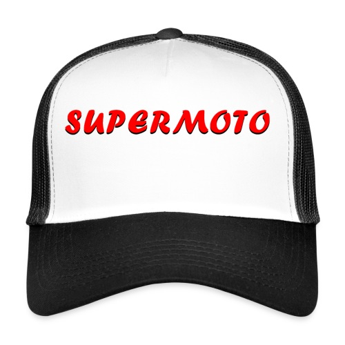 SupermotoLuvan - Trucker Cap