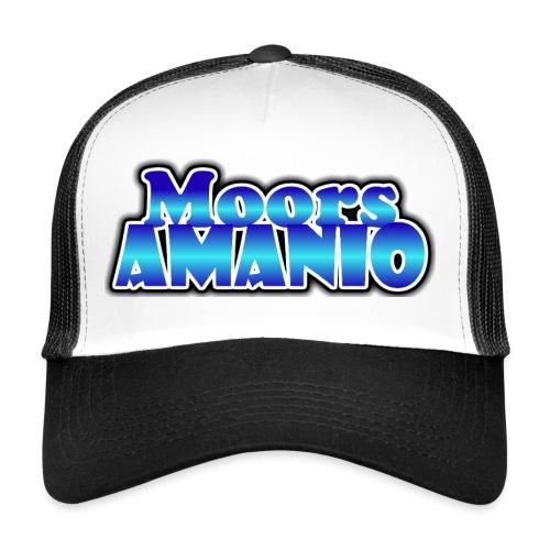 MoorsAmanioLogo - Trucker Cap