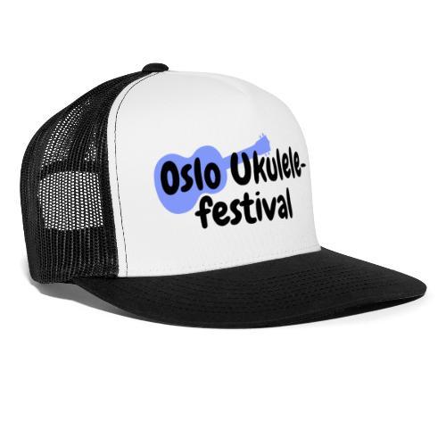 Oslo Ukulelefestival - Trucker Cap