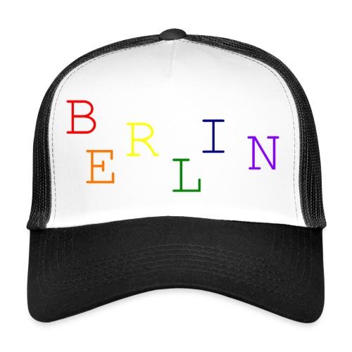 Berlin Rainbow #1 - Trucker Cap