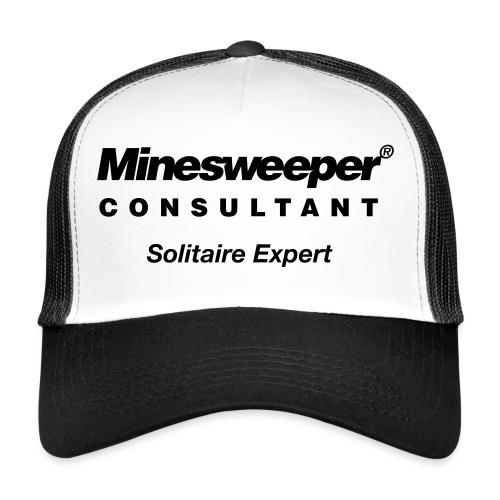minesweeper - Trucker Cap