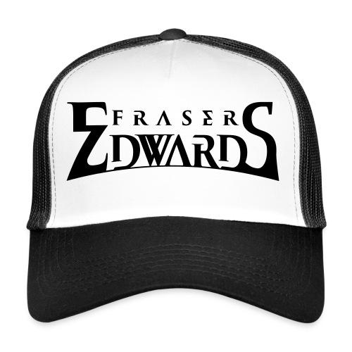 Fraser Edwards Men's Slim Fit T shirt - Trucker Cap
