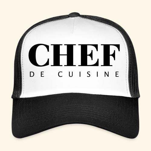 BOSS de cuisine - logotype - Trucker Cap