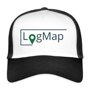 LogMap - Trucker Cap