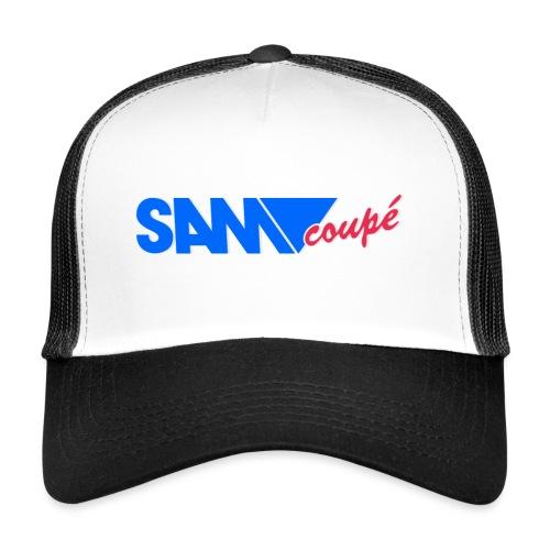 SamCoupe Logo - Trucker Cap