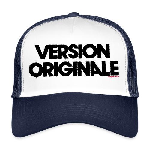 Version Original - Trucker Cap
