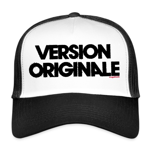 Version Original - Trucker Cap