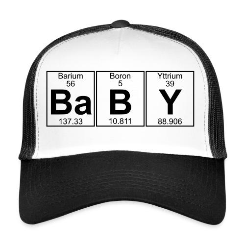 Ba-B-Y (baby) - Full - Trucker Cap