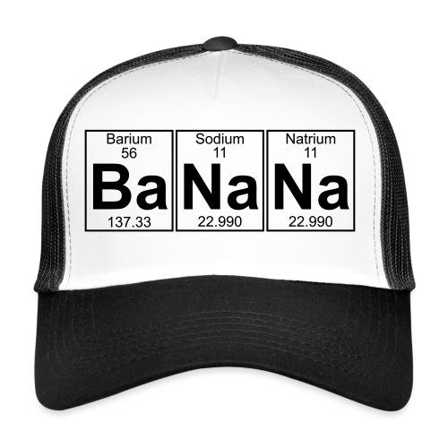 Ba-Na-Na (banana) - Full - Trucker Cap
