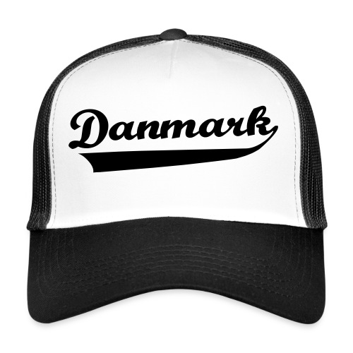 Danmark Swish - Trucker Cap