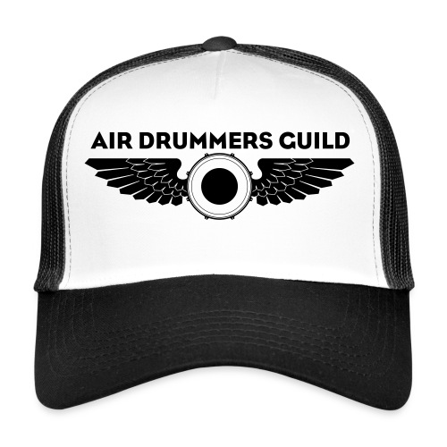 ADG Drum'n'Wings Emblem - Trucker Cap